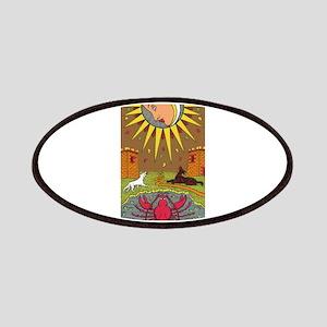 tarot card Patch