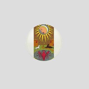 tarot card Mini Button