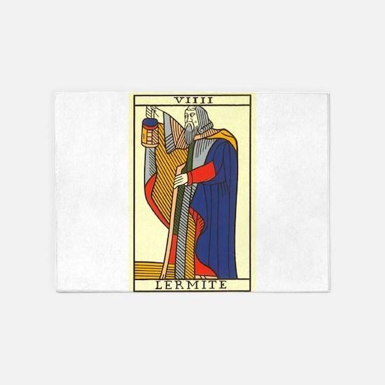 tarot card 5'x7'Area Rug