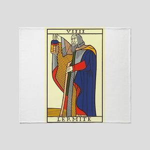tarot card Throw Blanket