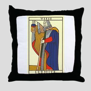 tarot card Throw Pillow
