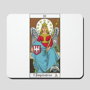 tarot card Mousepad