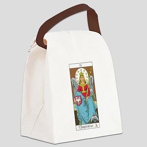 tarot card Canvas Lunch Bag