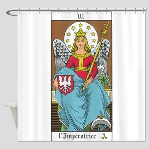 tarot card Shower Curtain