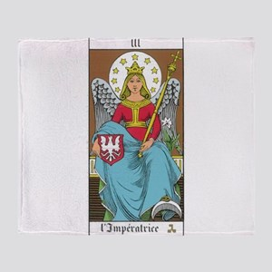tarot card Throw Blanket