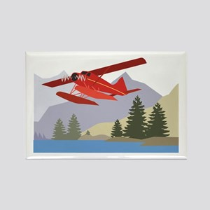 Alaska Plane Magnets