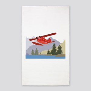 Alaska Plane Area Rug