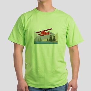 Alaska Plane T-Shirt
