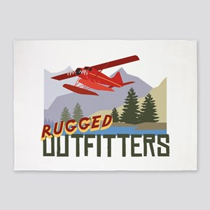 Rugged Outfitters 5'x7'Area Rug