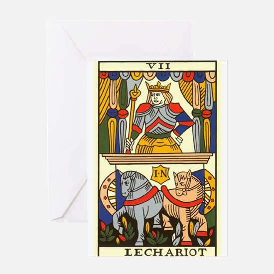 tarot card Greeting Cards