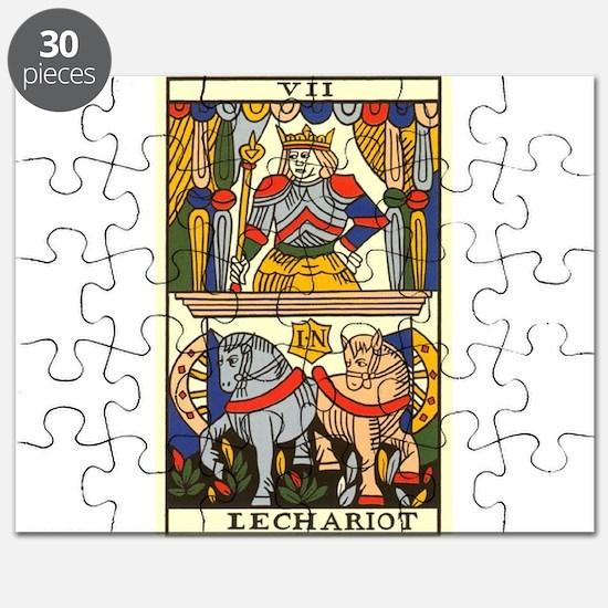 tarot card Puzzle