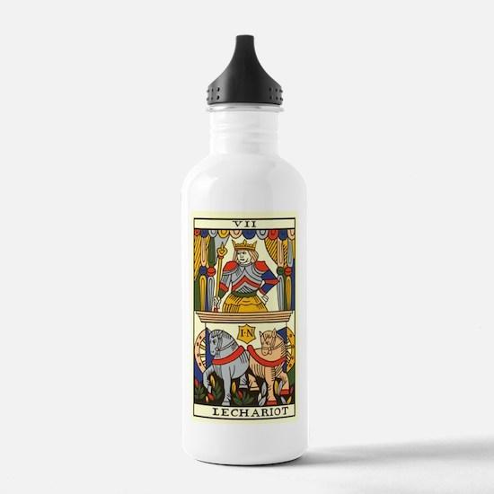 tarot card Water Bottle