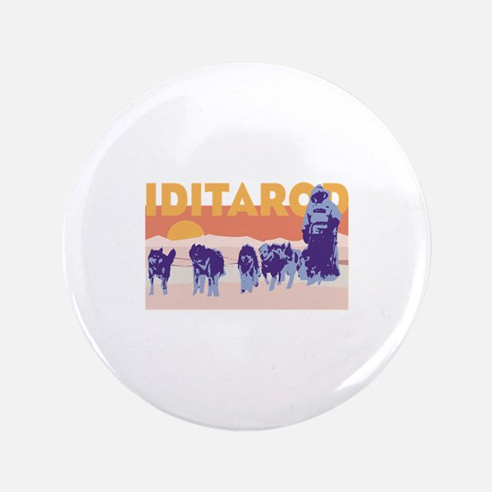 Iditarod Race Button