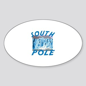 South Pole Sticker