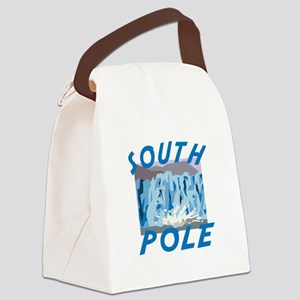 South Pole Canvas Lunch Bag