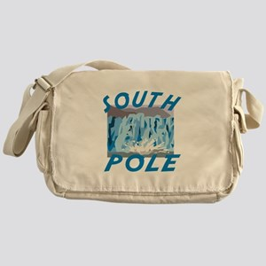 South Pole Messenger Bag