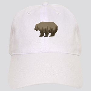 Grizzly Trees Baseball Cap