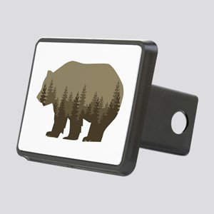 Grizzly Trees Hitch Cover