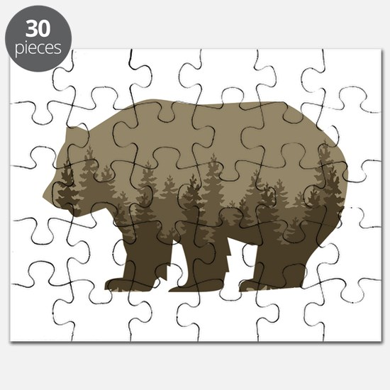 Grizzly Trees Puzzle