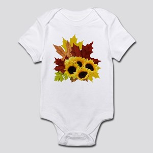 Fall Bouquet Infant Bodysuit