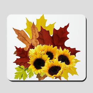 Fall Bouquet Mousepad
