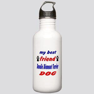 My best friend Dandie Stainless Water Bottle 1.0L