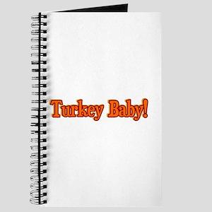 Turkey Baby! Journal