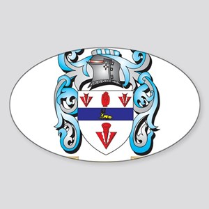 Davidson Coat of Arms - Family Crest Sticker