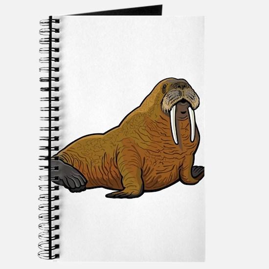 Walrus wild animal Journal