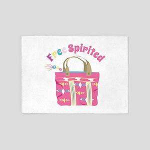 Free Spirited 5'x7'Area Rug