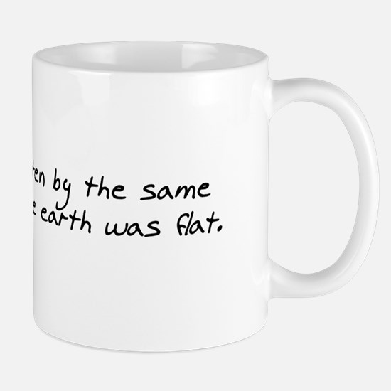 Cute Godless Mug