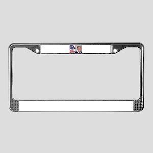 Trump Really Understands My Pr License Plate Frame