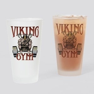 Viking Gym 5 Drinking Glass