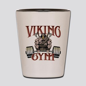 Viking Gym 5 Shot Glass