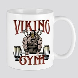 Viking Gym 5 Mugs