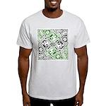 Celtic Puzzle Square Light T-Shirt