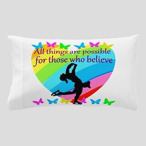 FIGURE SKATER Pillow Case