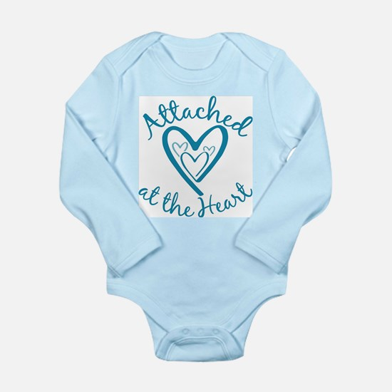 Attached at the Heart Body Suit