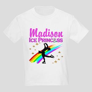 CUSTOM SKATER Kids Light T-Shirt