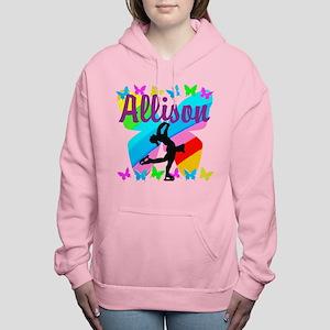 CUSTOM SKATER Women's Hooded Sweatshirt