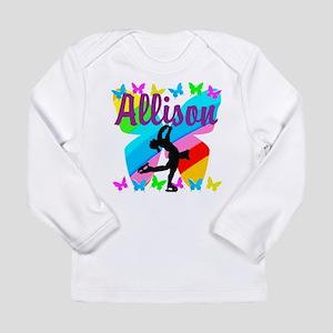 CUSTOM SKATER Long Sleeve Infant T-Shirt