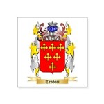 Teodori Square Sticker 3