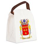 Teodorescu Canvas Lunch Bag