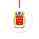 Teodorescu Round Ornament