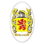 Tenorio Sticker (Oval 50 pk)