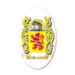Tenorio 35x21 Oval Wall Decal