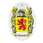Tenorio Oval Ornament