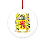 Tenorio Round Ornament