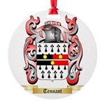 Tennant Round Ornament