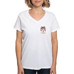Tenbrink Women's V-Neck T-Shirt